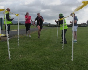 Sisterly competition at Dundalk Park Run